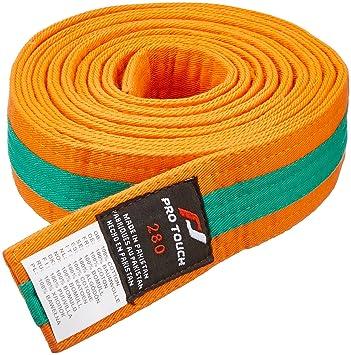 64a7bb3068fe PRO TOUCH enfants 75164 Ceinture piquée, Enfant, Budogürtel-75164, Orange  (Orange