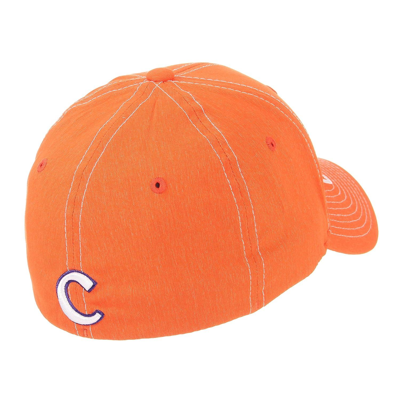 X-Large Zephyr Mens Center Court Z-Fit Cap Orange