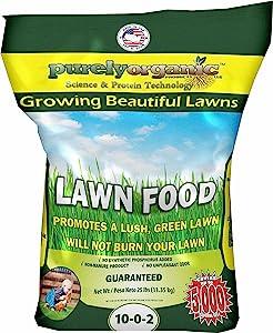 Purely Organic Lawn Food