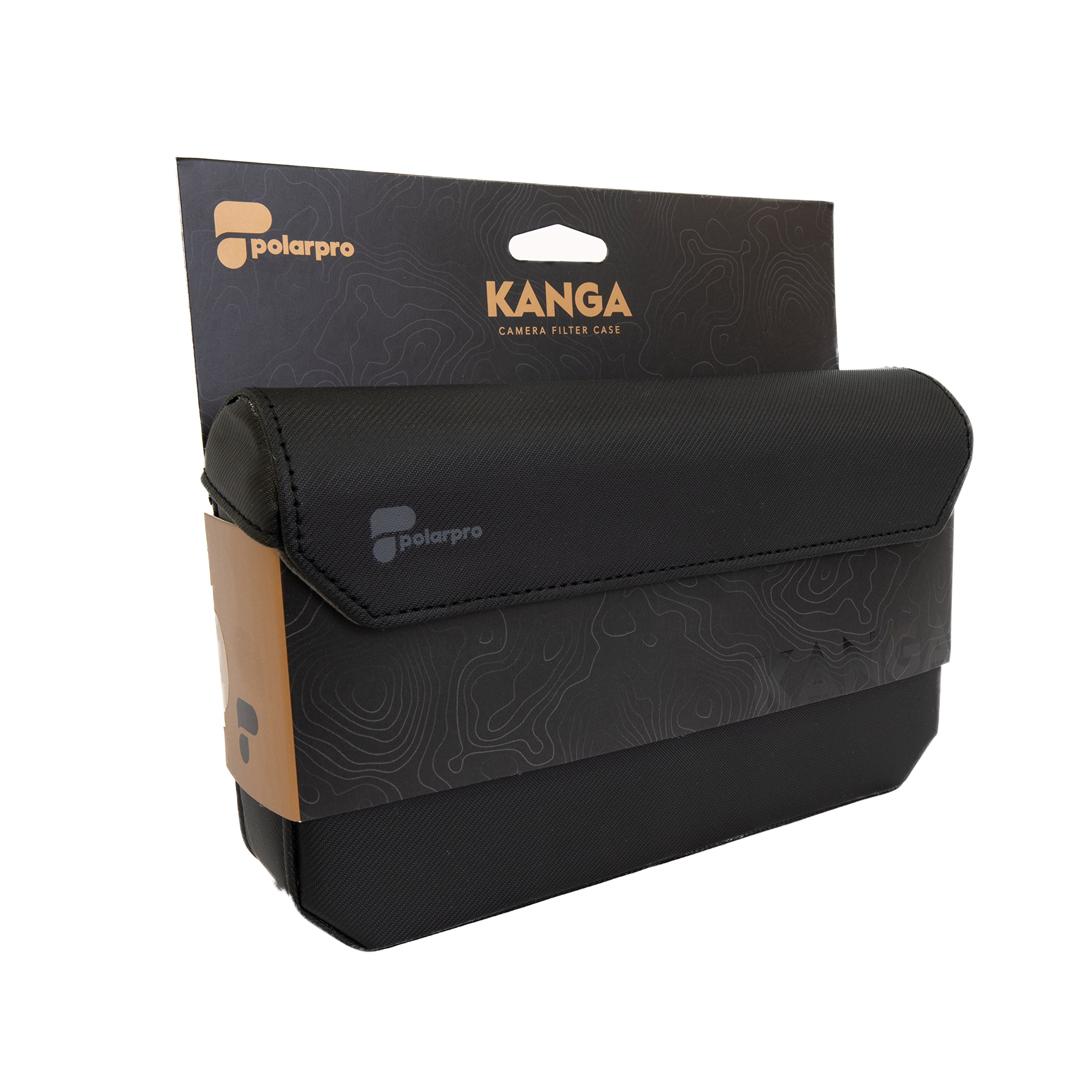 PolarPro Kanga6 Filter Case - Quick-Draw/Magnetic/Crushproof for 6 Filters