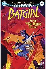 Batgirl (2016-) #16 Kindle Edition