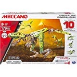 Meccano, 10 Model Set, Dinosaurs