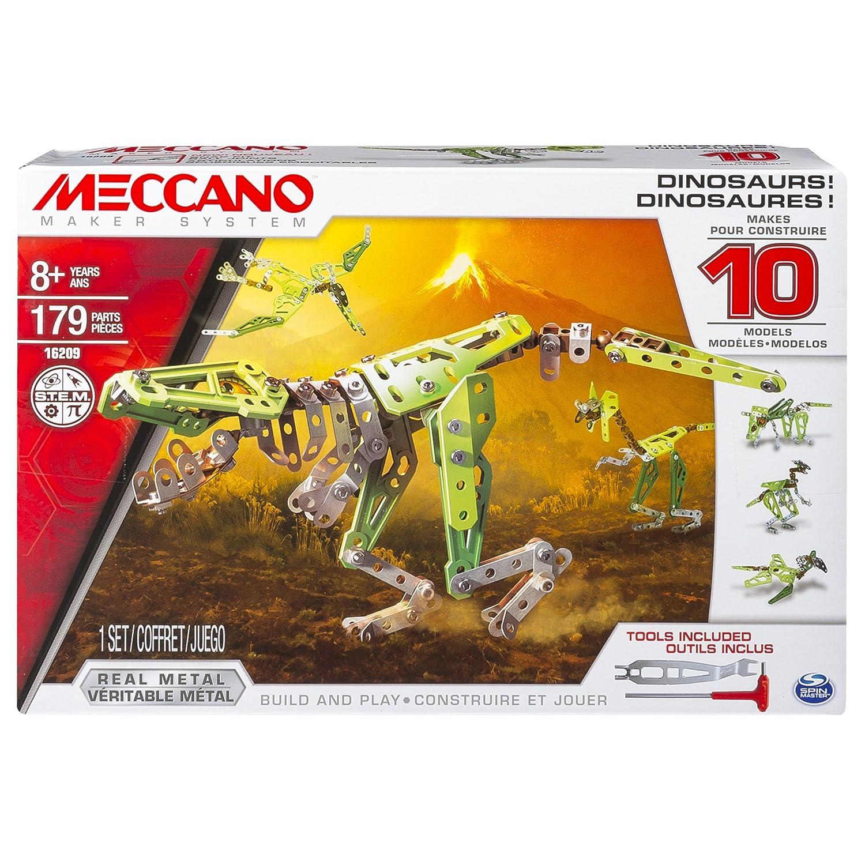 Meccano Juego de construcción Dinosaurios modelos