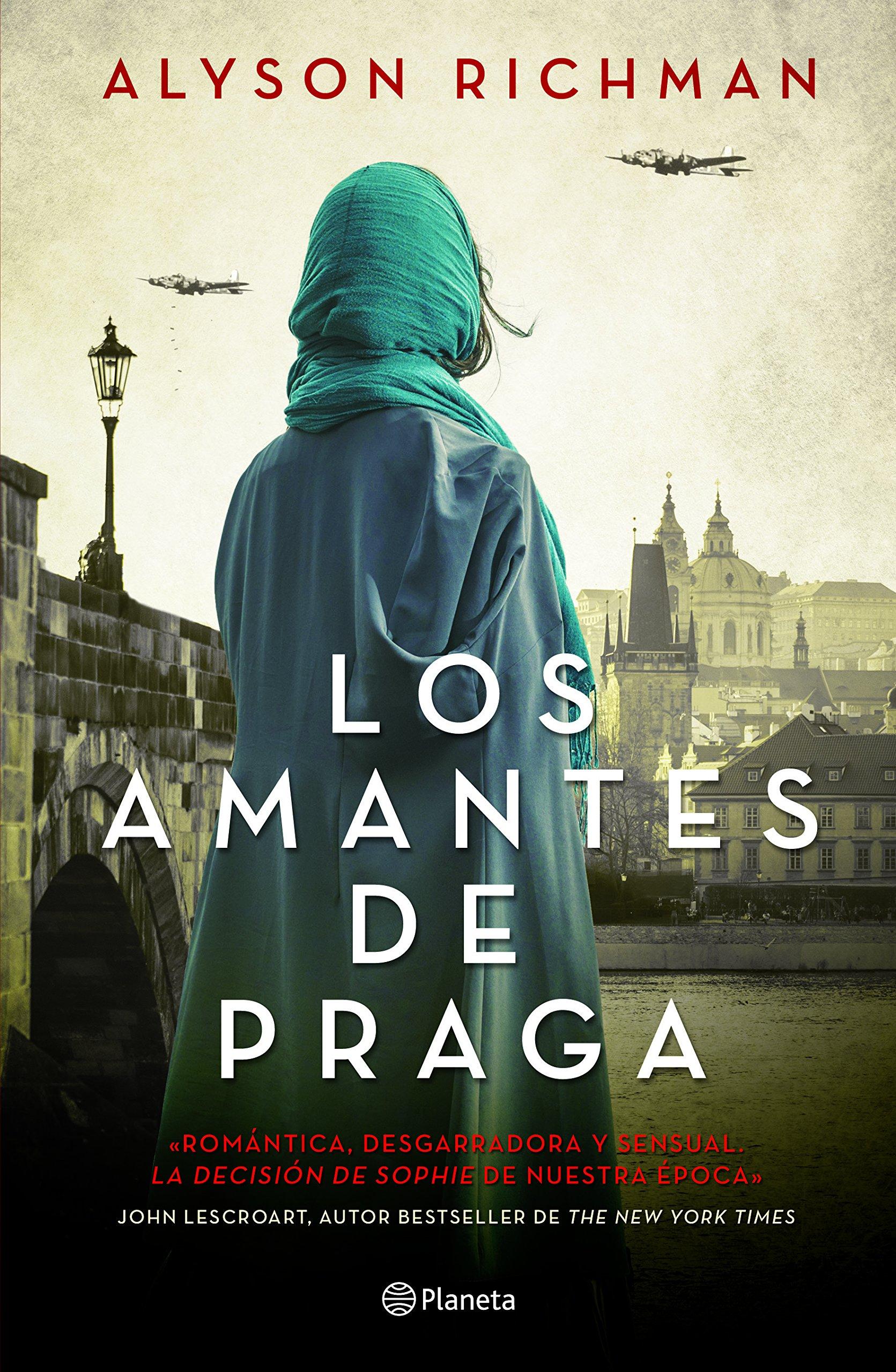 Los amantes de Praga (Spanish Edition): Richman: 9786070740145 ...