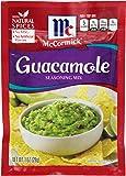 McCormick Guacamole Seasoning Mix, 1 oz