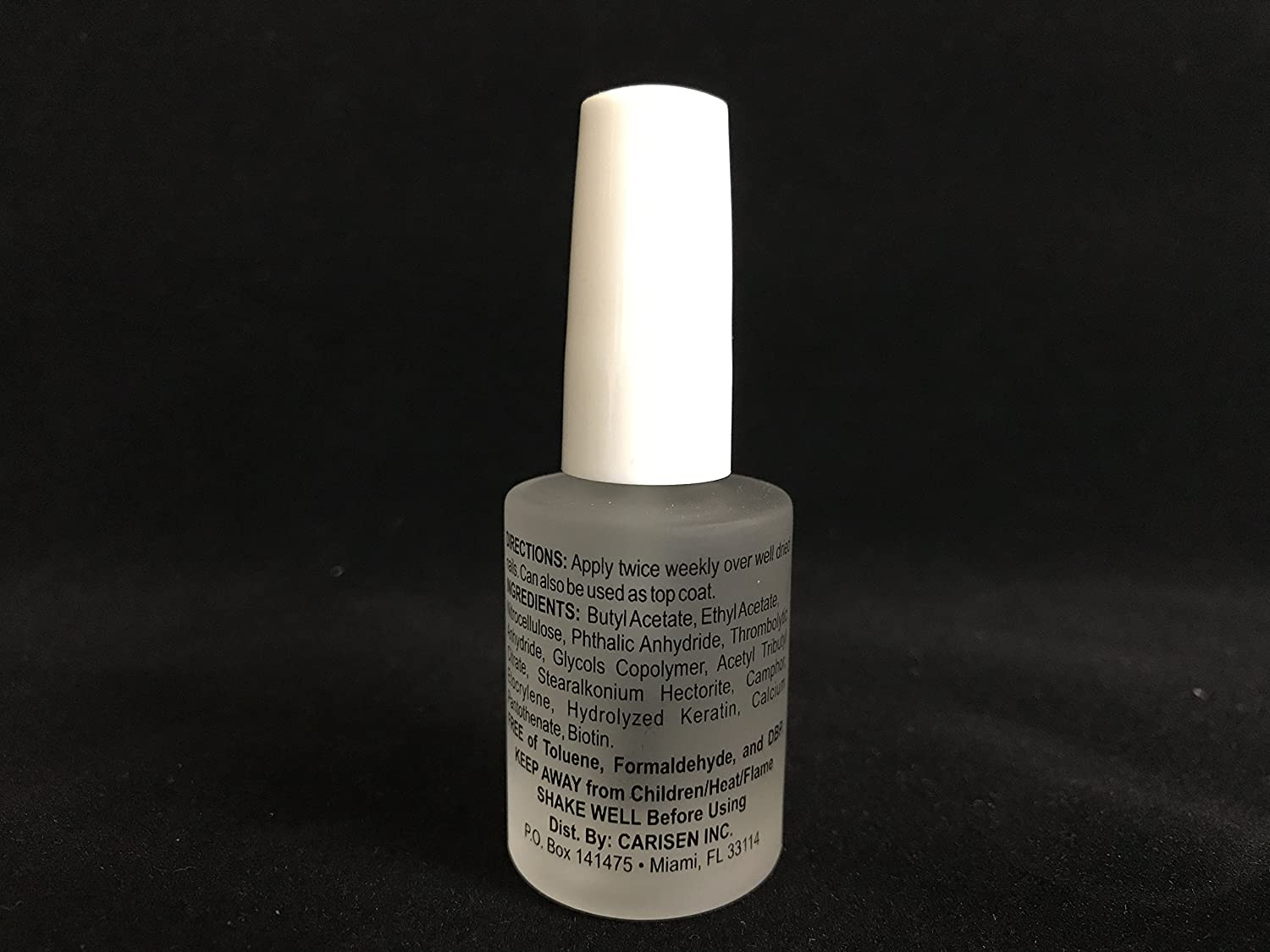 Amazon.com: Daby Nail Hardener - Formaldehyde-free .5 ounces: Health ...