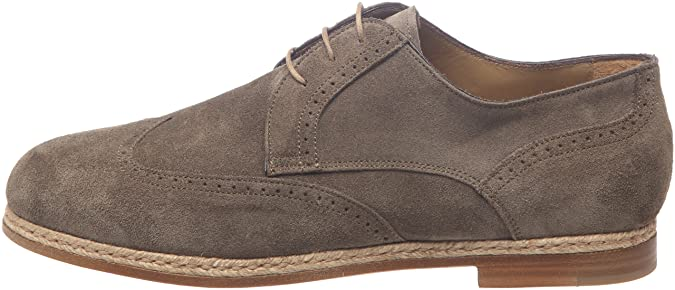 7235 Shiny, Chaussures basses homme - Marron, 42 EUElia Maurizi