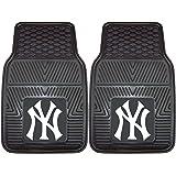 FANMATS MLB New York Yankees Vinyl Heavy Duty Car Mat