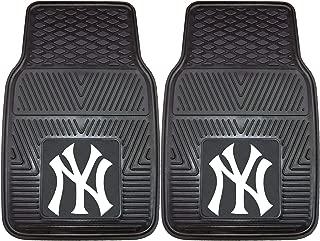 "product image for FANMATS MLB New York Yankees Vinyl Heavy Duty Car Mat , 18""x27"" - 8759"