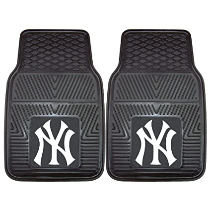 Image Unavailable. Image not available for. Color  FANMATS MLB New York  Yankees Vinyl Heavy Duty ... bf397d06bfd