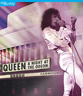 Queen Rock Montreal and Live-Aid [Blu-ray]: Amazon ca: Queen, Brian