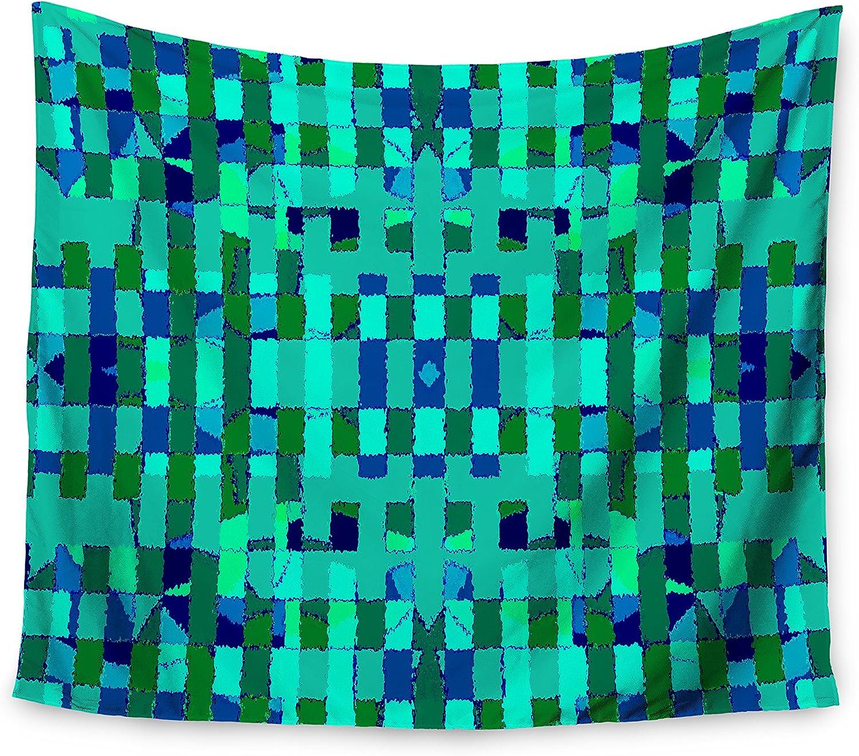Kess InHouse Nina May New Rose Eleo Wall Tapestry 51 x 60