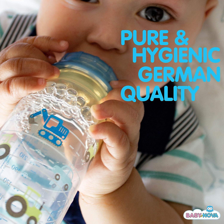 Motiv Zoo Babyflasche PP-Dekor Flasche 250 ml