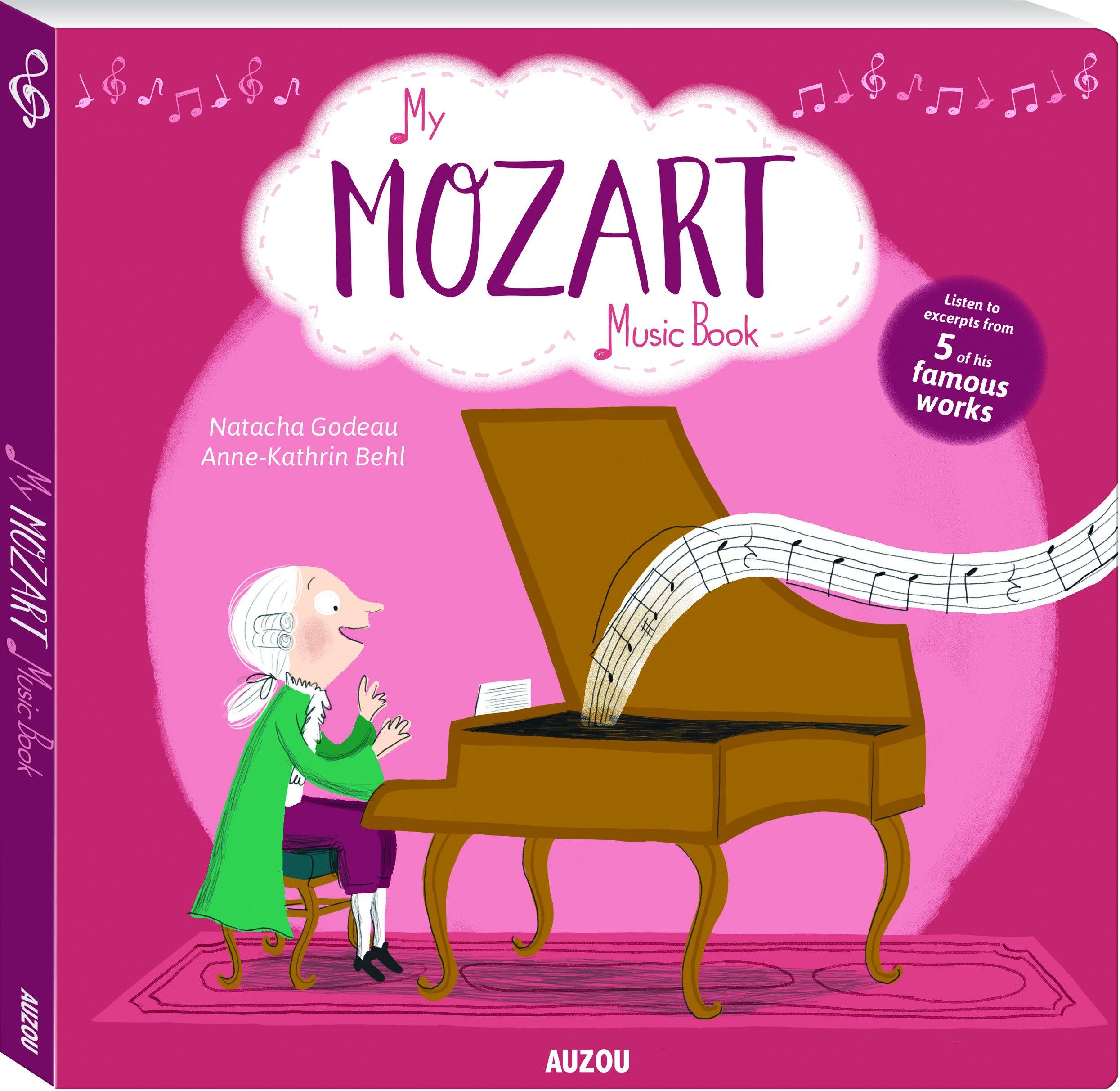 My Amazing Mozart Music Book