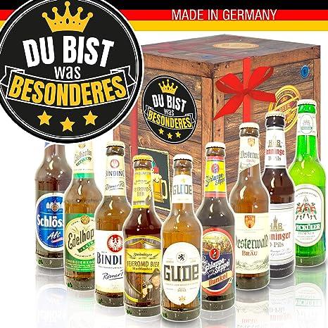 Du Bist Was Besonderes Deutsche Bier Box Geschenk Du Bist Besonders