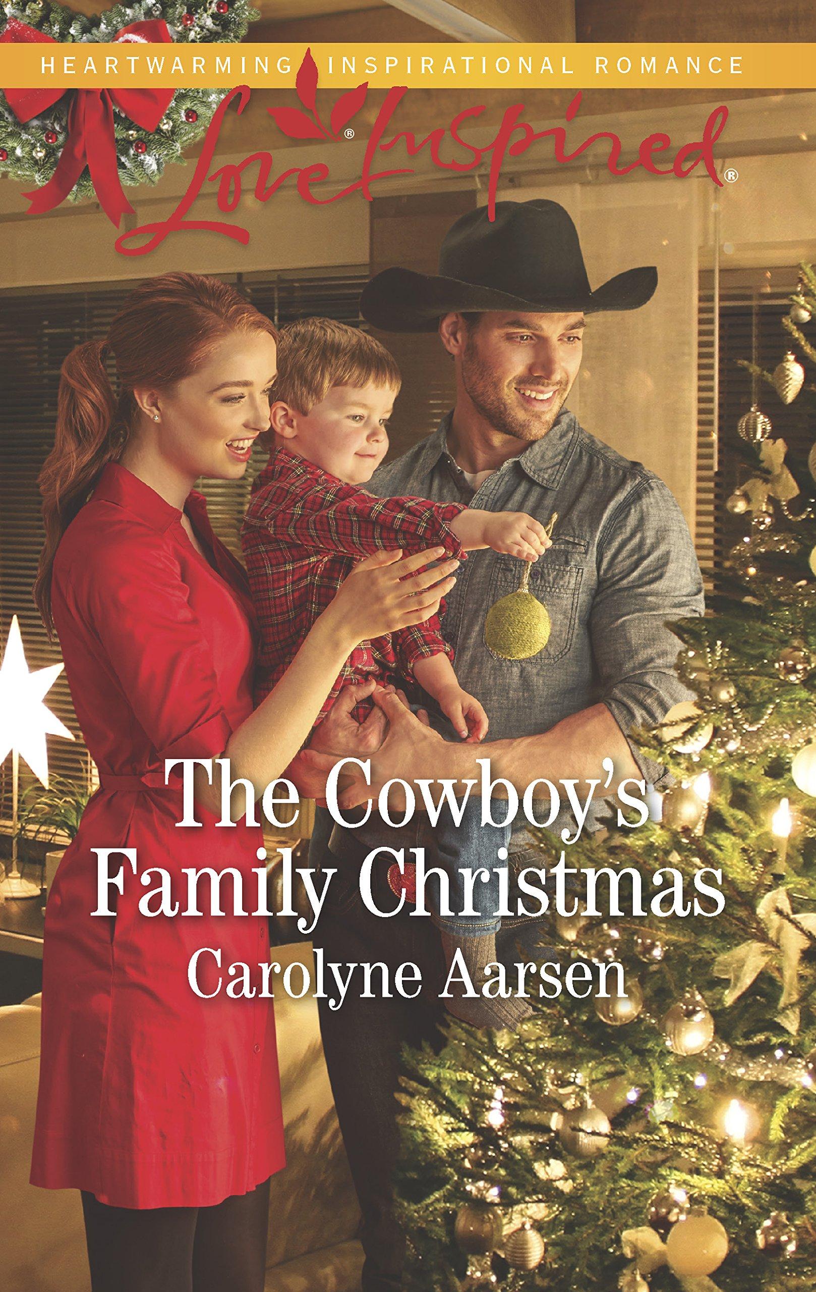 The Cowboy's Family Christmas (Cowboys of Cedar Ridge) ebook