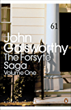 "The Forsyte Saga: Volume 1: ""Man of Property"", ""In Chancery"", ""To Let"" v. 1 (Penguin Modern Classics)"