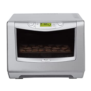 Nice Whirlpool Jet Chef 31 Litre, Drop Down Door Microwave Full Combi With  Forced Air,