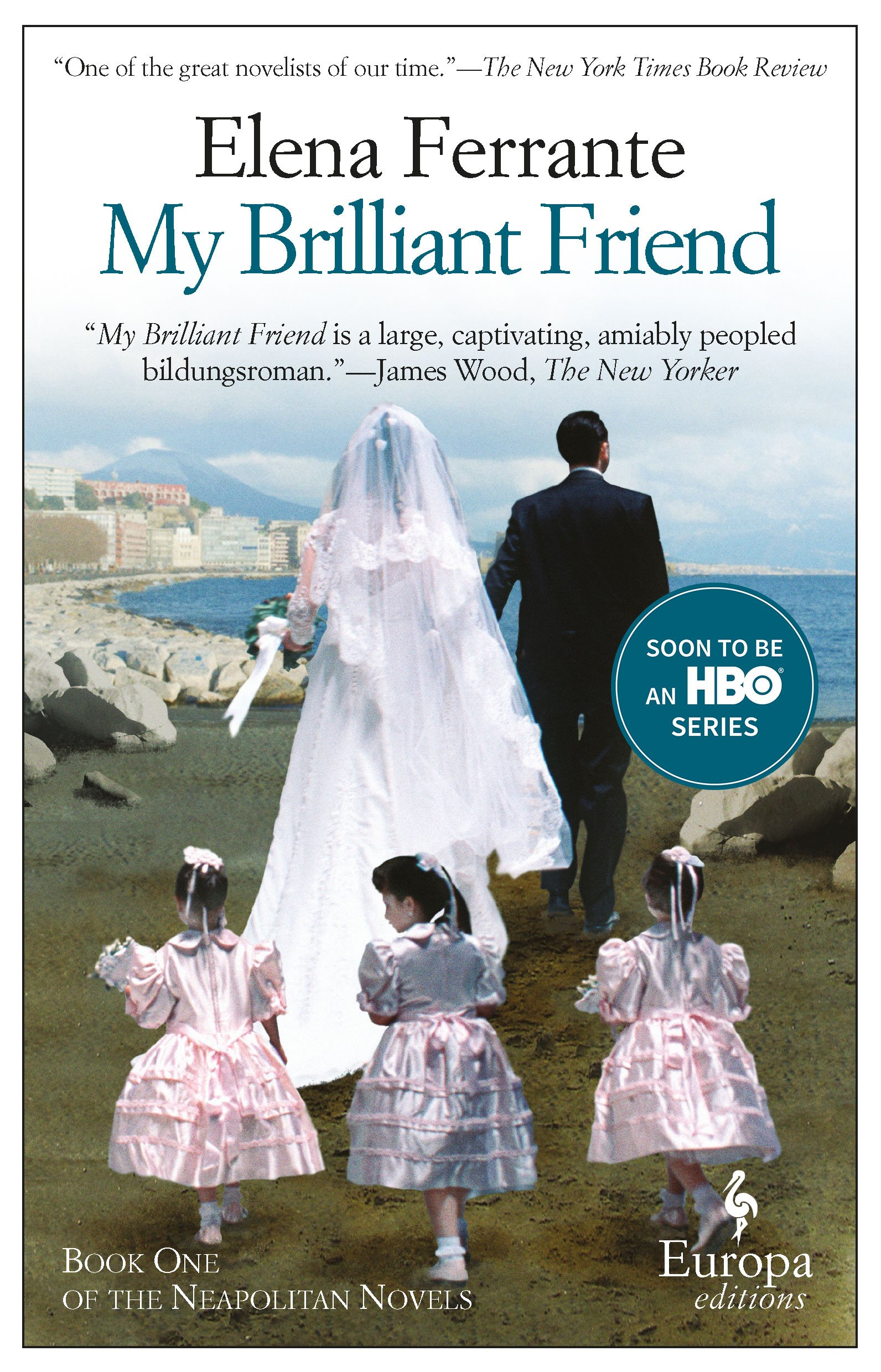 Image result for my brilliant friend by elena ferrante