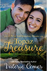 Topaz Treasure: a redemptive opposites attract romance (Pot of Gold Geocaching Romance Book 1) Kindle Edition