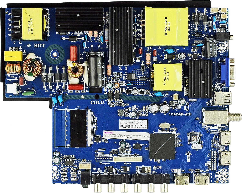 See Note Naxa TFT217334 Main Board for NT-4901K