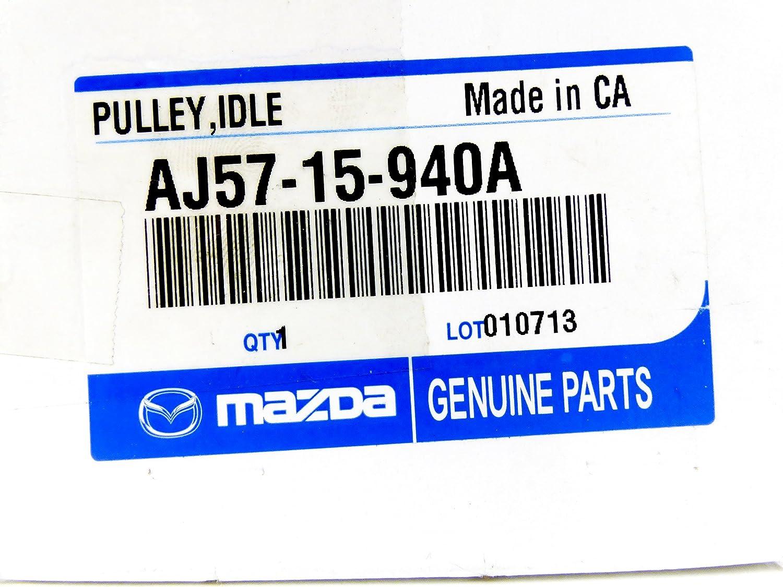 Mazda AJ57-15-940A Drive Belt Idler Pulley