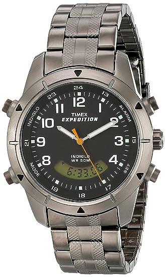 6c369db1af44 Timex Expedition - Reloj de Cuarzo para Hombres
