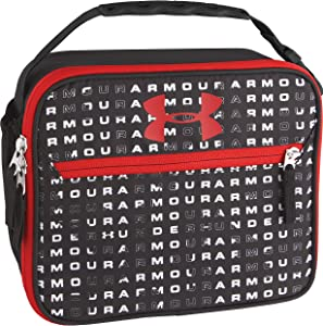 Under Armour Scrimmage Lunch Box, Jagger Wordmark