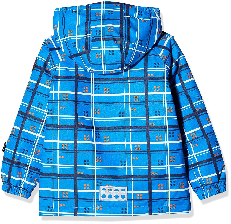 LEGO Wear Kids /& Baby Tec Fleece-Lined Lego Print Waterproof /& Windproof Snow// Ski Jacket 3 Yr Lego Blue