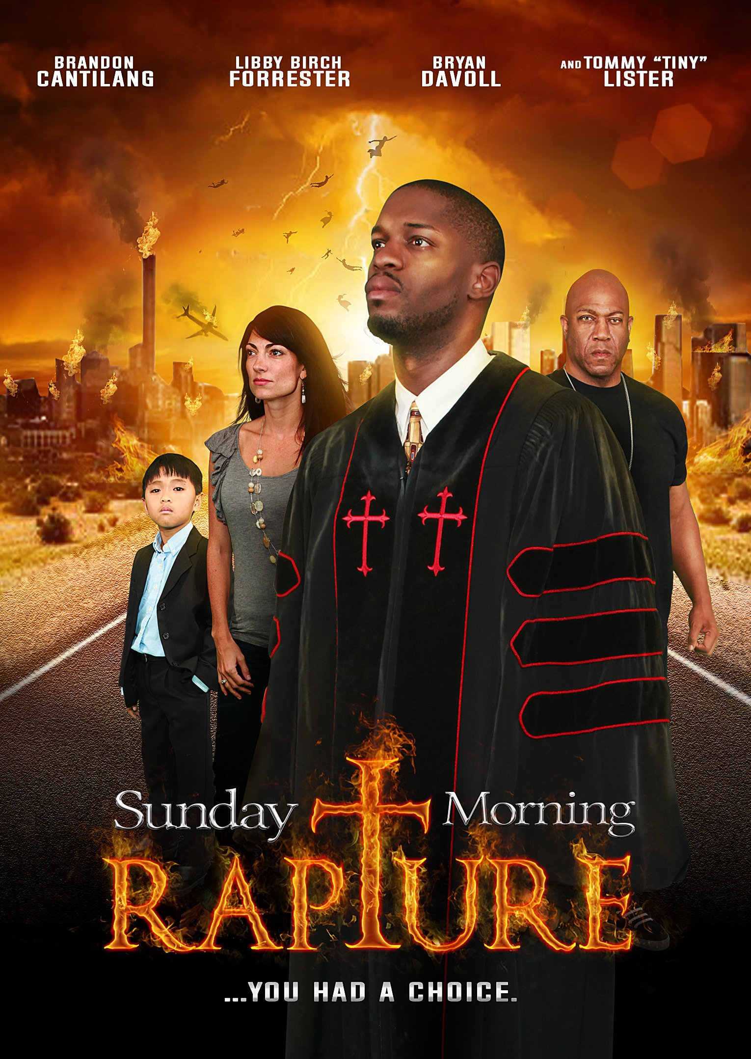 Image result for Sunday morning rapture movie