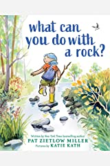 What Can You Do With a Rock? Hardcover