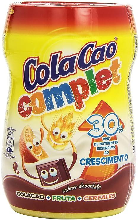 ColaCao Complet Bebida con Sabor a Chocolate - 360 g