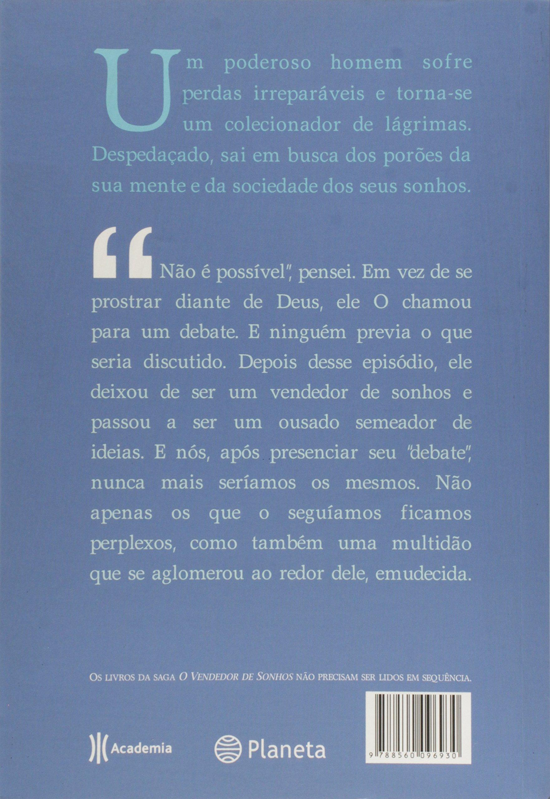 O Semeador De Ideias Em Portuguese Do Brasil Augusto Cury