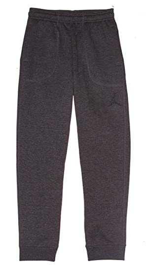 ed772dbfdf4c Amazon.com  Boy s Jordan Fleece Jogger Pants  Clothing