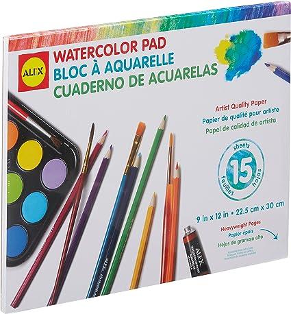 ALEX Toys Artist Studio Watercolor Pencils