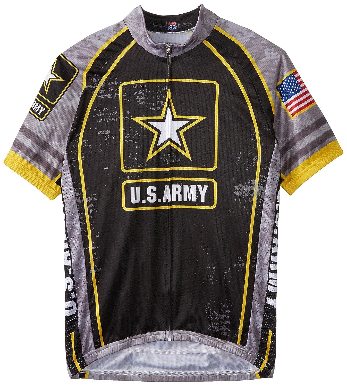 83 Herren Sportswear US Army grau Trikot