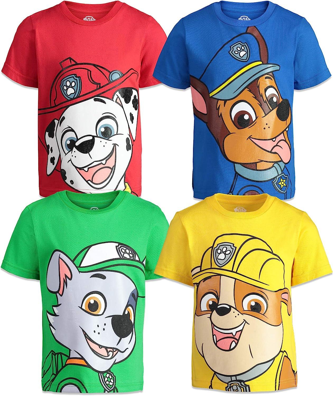 Paw Patrol Boys T-Shirt Marshall