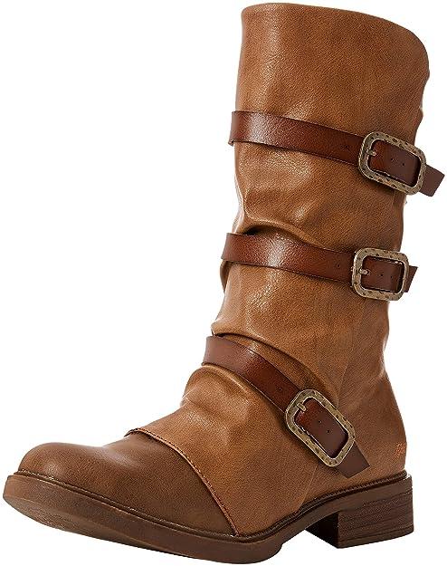 3bb3d8899b9 Blowfish Women s Vic High Boots  Amazon.co.uk  Shoes   Bags