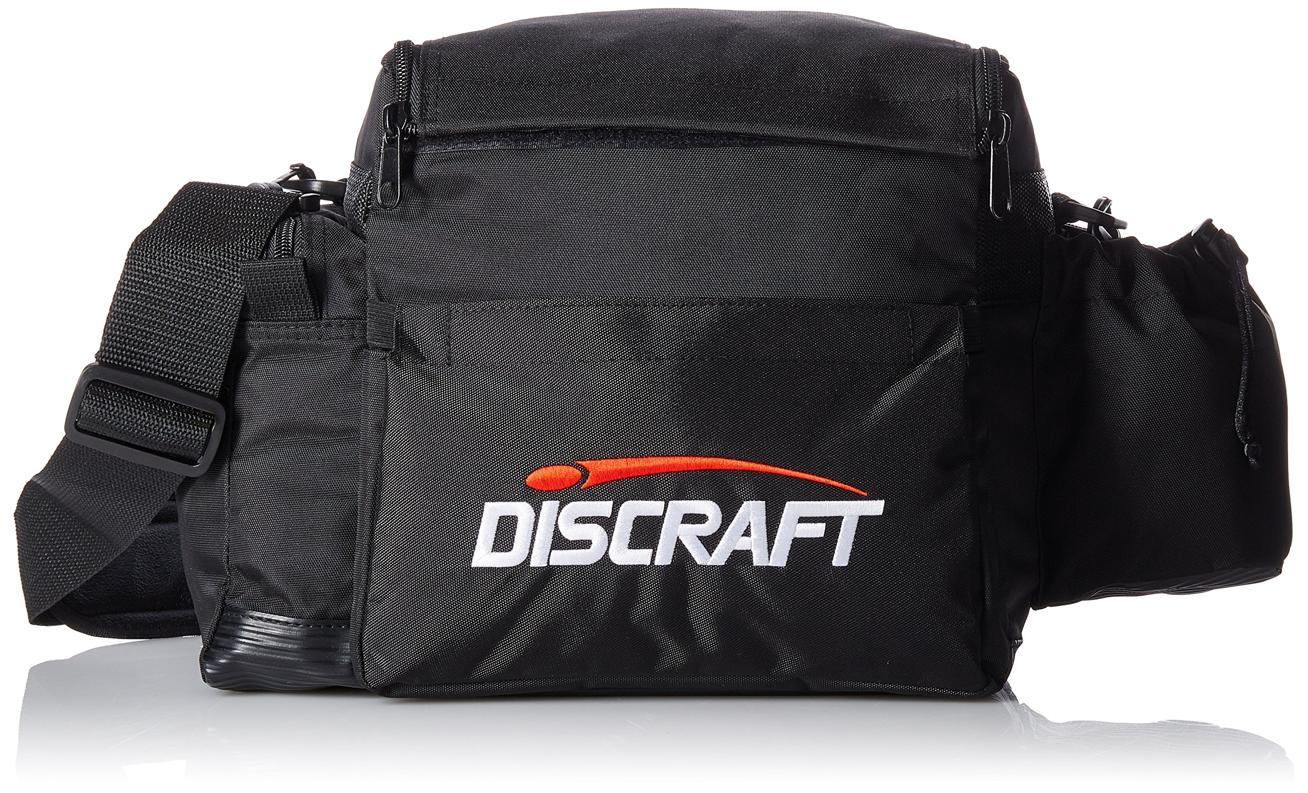 Discraft 12 Disc Tournament Golf Bags, Black by Discraft