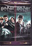 Harry Potter and the Order of the Phoenix/Harry Potter and the Half-Blood Prince (Limited Edition Double Feature)