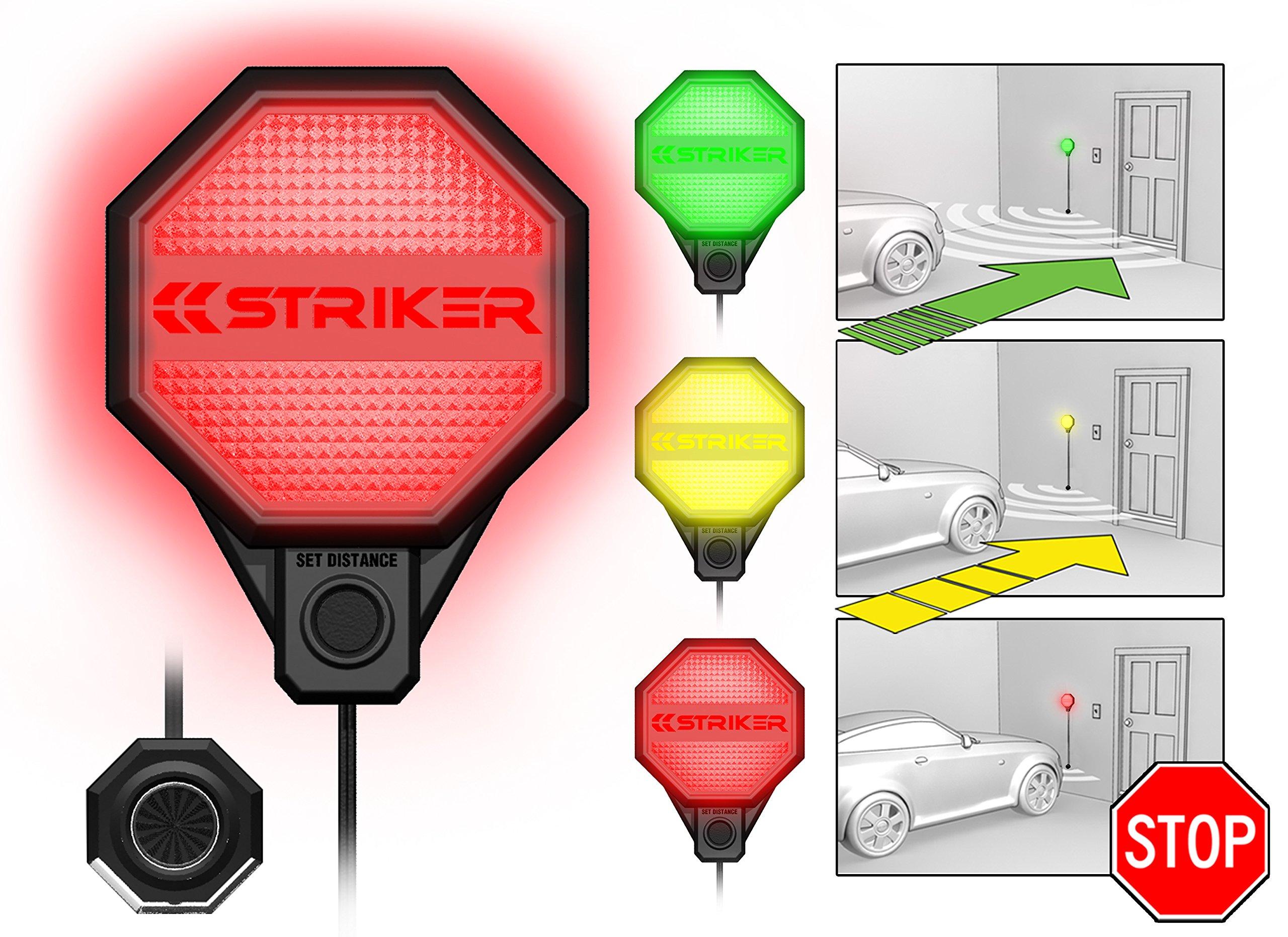 Striker Adjustable Garage Parking Sensor - Parking Aid by Striker Concepts (Image #2)