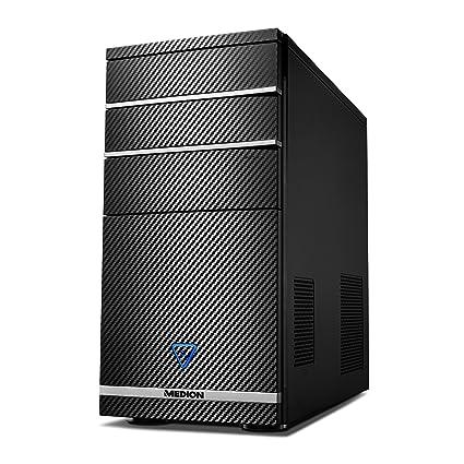 MEDION M11 - Ordenador de sobremesa (AMD A10 - 4 GHz, nVidia GeForce GTX 1060 3 GB DDR5, disco duro de 1 TB, RAM de 8 GB, Windows 10) negro