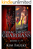 Zodiac Dragon Boxset: Books 1-9 (Zodiac Dragon Guardians)