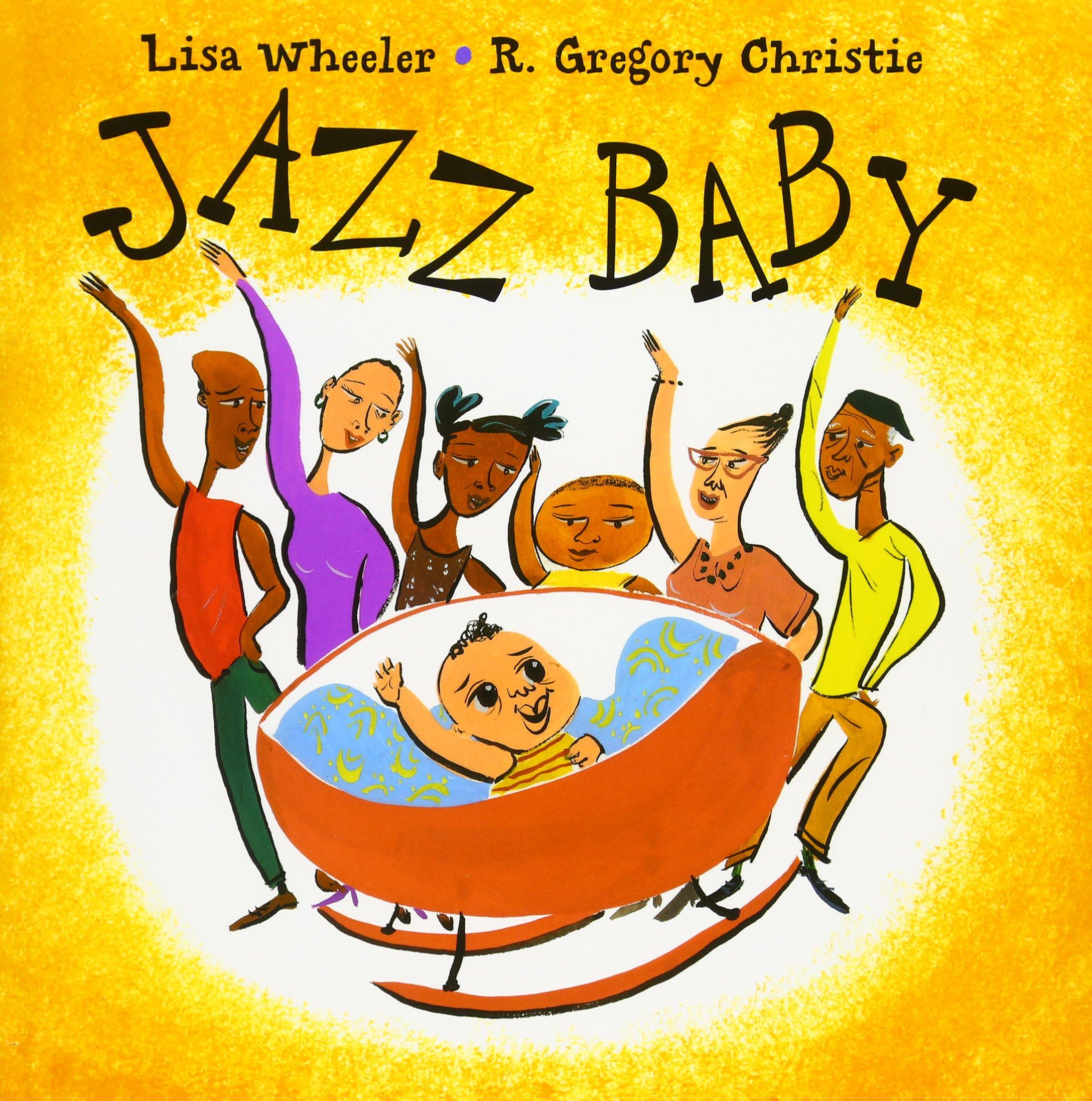 Jazz Baby by Harcourt Children's Books (Image #1)
