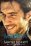 Marek: A Cold Fury Hockey Novel (Carolina Cold Fury Hockey)