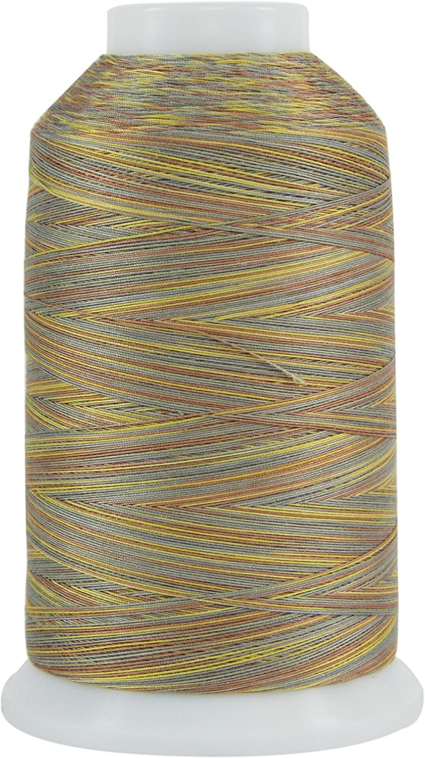 Superior Threads 121029XX954 Shifting Sands 3-Ply 40W King Tut Cotton Quilting Thread 2000 yd