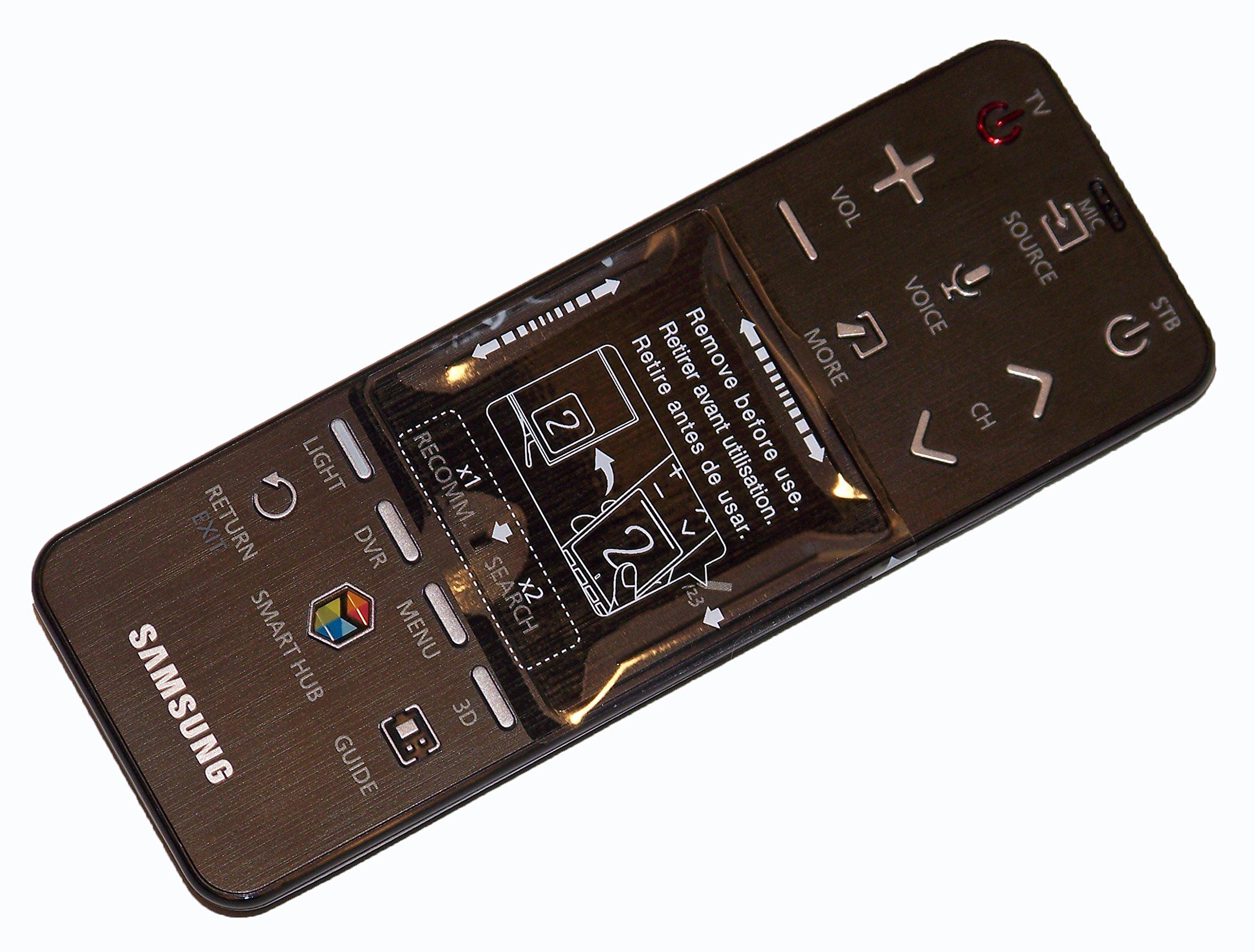 OEM Samsung Remote Control: UN60F7100, UN60F7100A, UN60F7100AFXZA, UN60F7100AFXZAHH01, UN60F7450, UN60F7450AFXZA