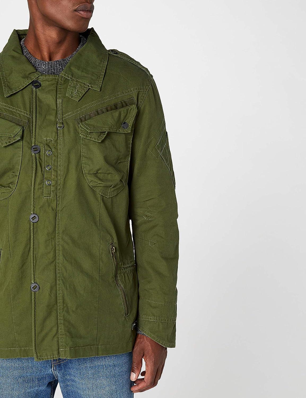 Amazon.com: Brandit Mens Byron Jacket Olive Size L: Clothing