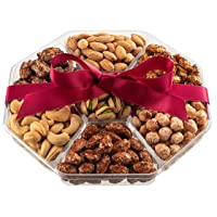 Deals on Nut Haven Fresh Sweet & Salty Dry Roasted Gift Basket