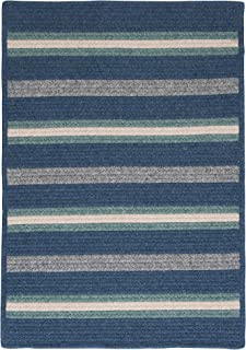 product image for Colonial Mills Salisbury Rug, 2 by 3-Feet, Denim